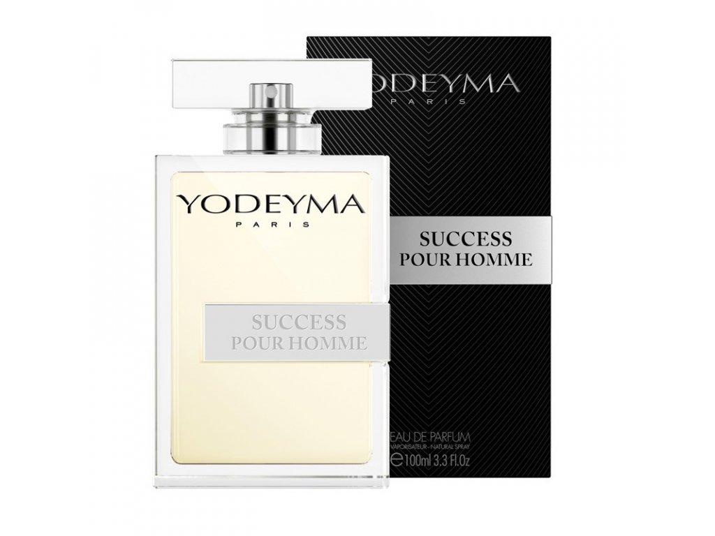 YODEYMA Success Pour Homme Vonná charakteristika parfému Christian Dior Dior Homme
