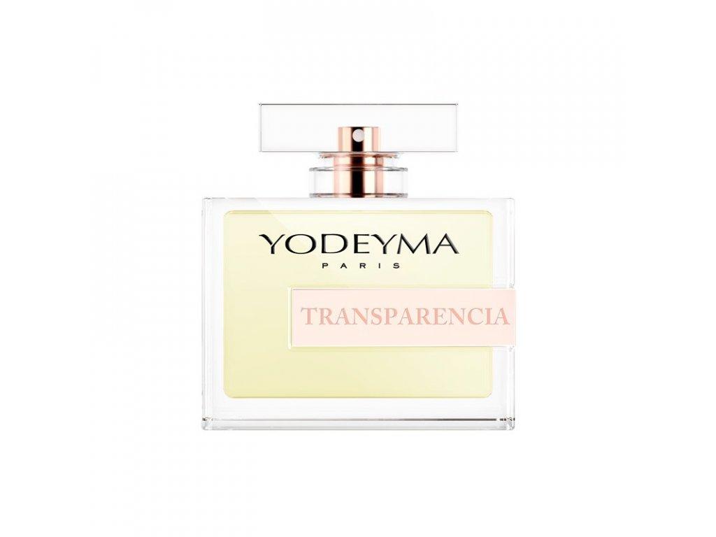 YODEYMA Transparencia Vonná charakteristika parfému Issey Miyake L Eau D Issey v2
