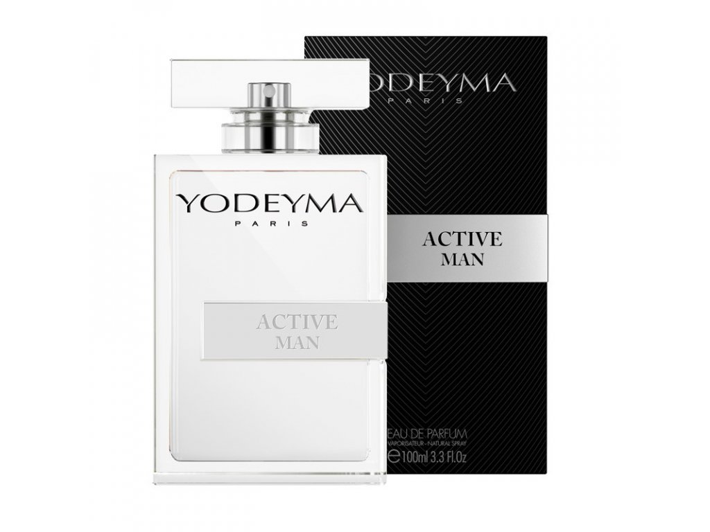 YODEYMA ACTIVE MAN 100ml swee 2