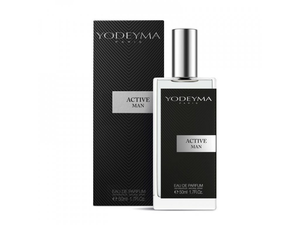 YODEYMA ACTIVE MAN 50ml swee 1