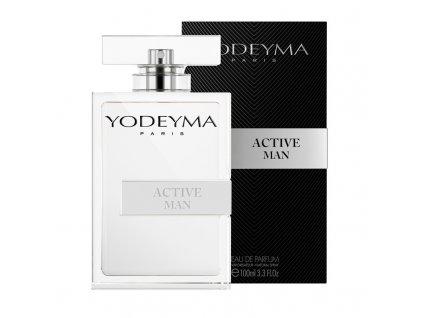 YODEYMA ACTIVE MAN 100ml swee 2
