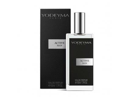 YODEYMA ACTIVE MAN 50ml swee 1