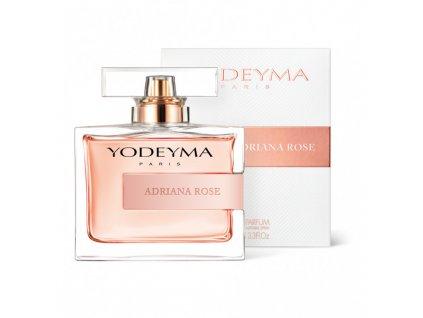 YODEYMA Adriana Rose Vonná charakteristika parfému Giorgio Armani Si Rose Signature