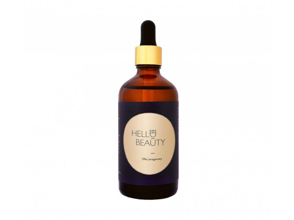 LULLALOVE Olej s arganem 100 ml