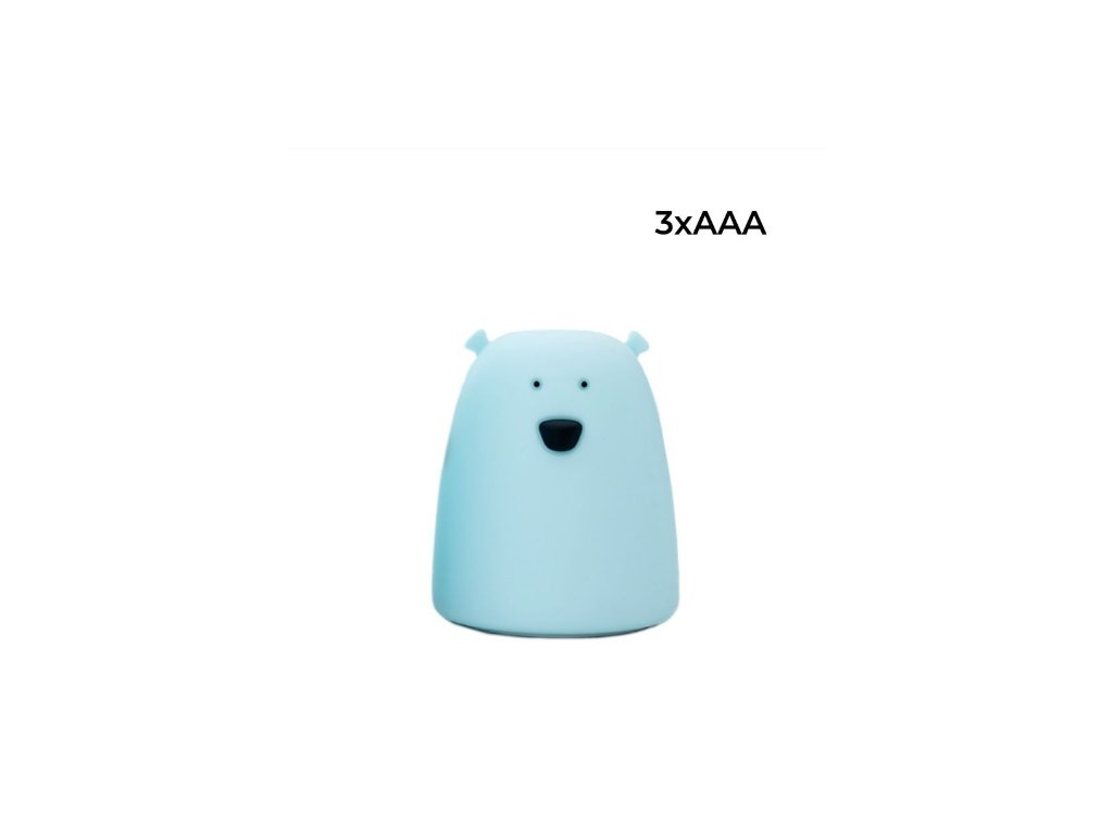medvěd modrý 3aaa