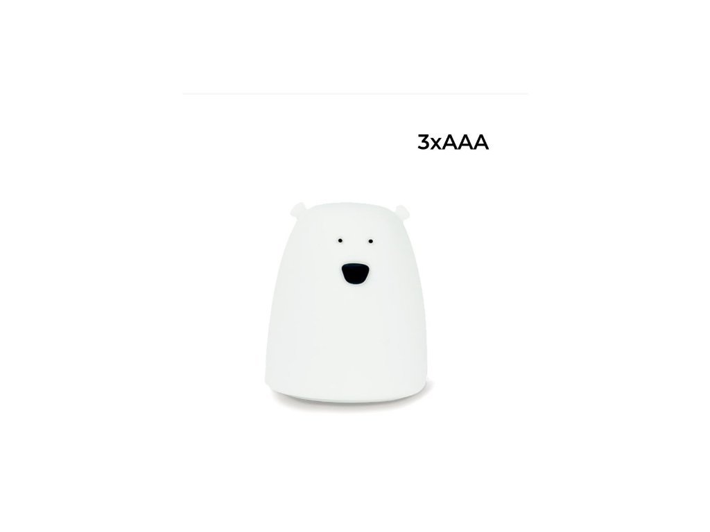 medvěd bílý 3aaa