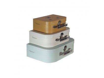 KINDSGUT Set kufříků