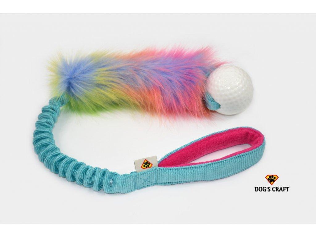 Golf Fur Firework - duhové přetahovadlo