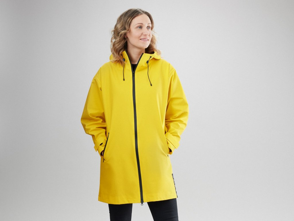 1094001 PAIKKA Human Visibility Raincoat yellow W 3 (1)