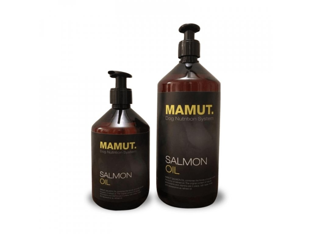 mamut oil