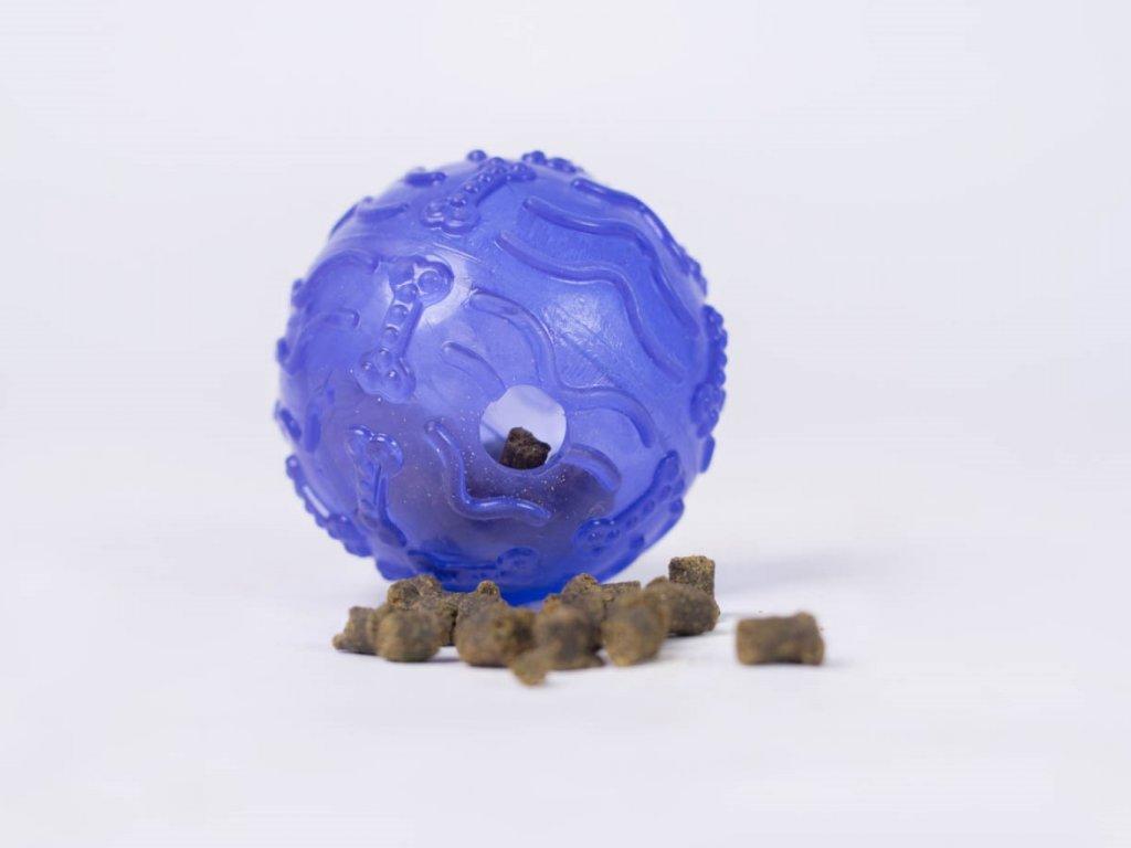 Puppingtons míček Bouncing Billy's Treat Ball