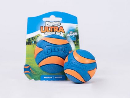 Chuckit! Ultra Squeaker Ball - pískací