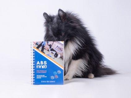 ABS fitko - knížka o posilování se psem