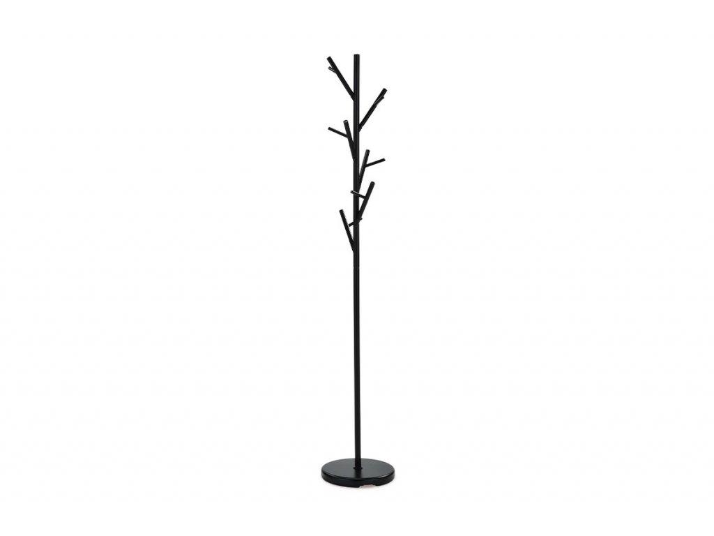 Věšák v.170 cm, černá 83766-02A BK
