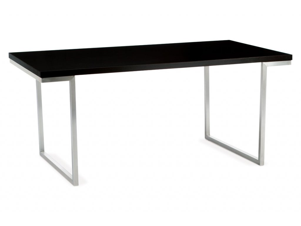 Jídelní stůl 180x90 cm T-107 BK