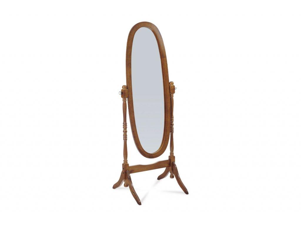 Zrcadlo tm. hnědé 20124 WAL