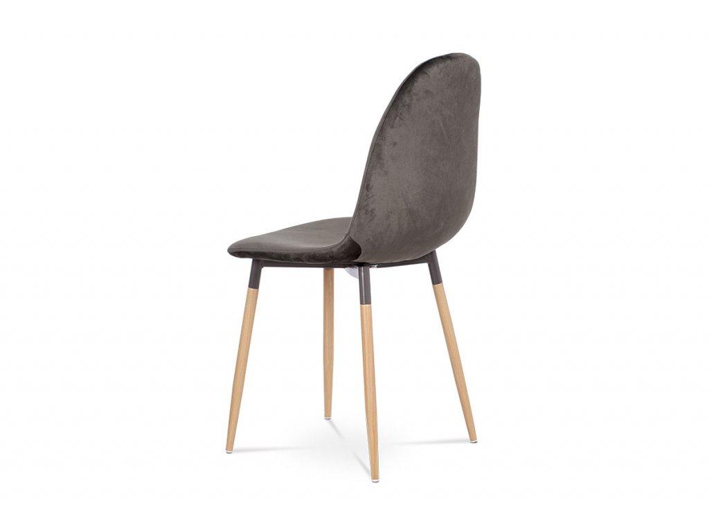Jídelní židle, šedá CT-622 GREY4