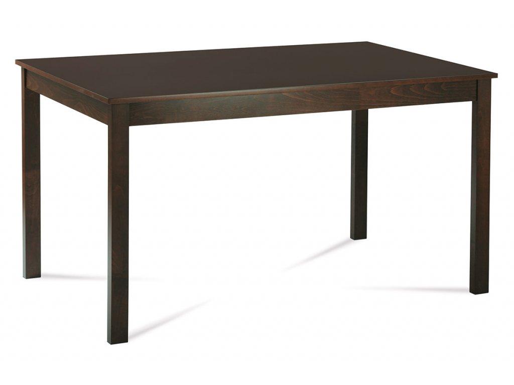 Jídelní stůl 135x80 cm, barva ořech BT-6786 WAL