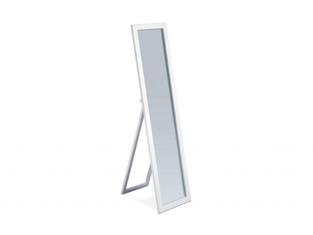 Zrcadlo v.150 cm, bílá 20685 WT