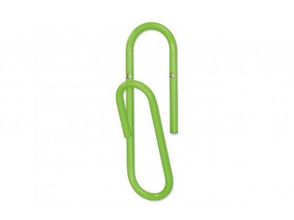Nástěnný věšák, zelený kov 83972-30 LIM