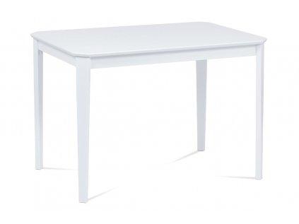 Jídelní stůl 110x75 cm AUT-009 WT