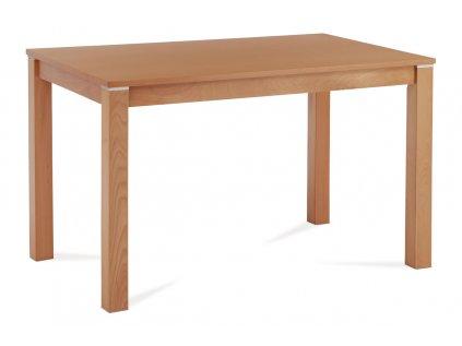 Jídelní stůl 120x75 cm, barva buk BT-4684 BUK3