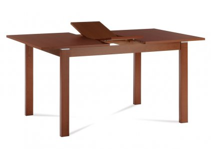 Jídelní stůl rozkládací 120+30x80 cm, barva třešeň BT-6777 TR3