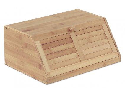 Box na pečivo z bambusu DR-033