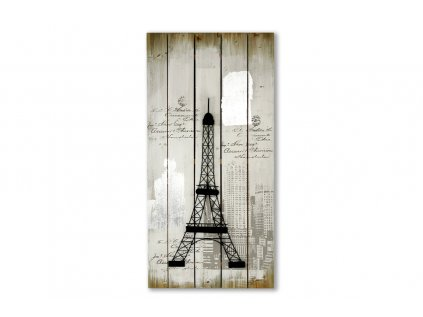 Obraz na dřevěném panelu
