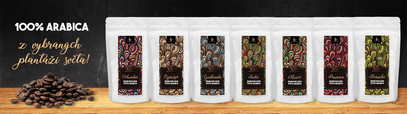 Plantážní káva