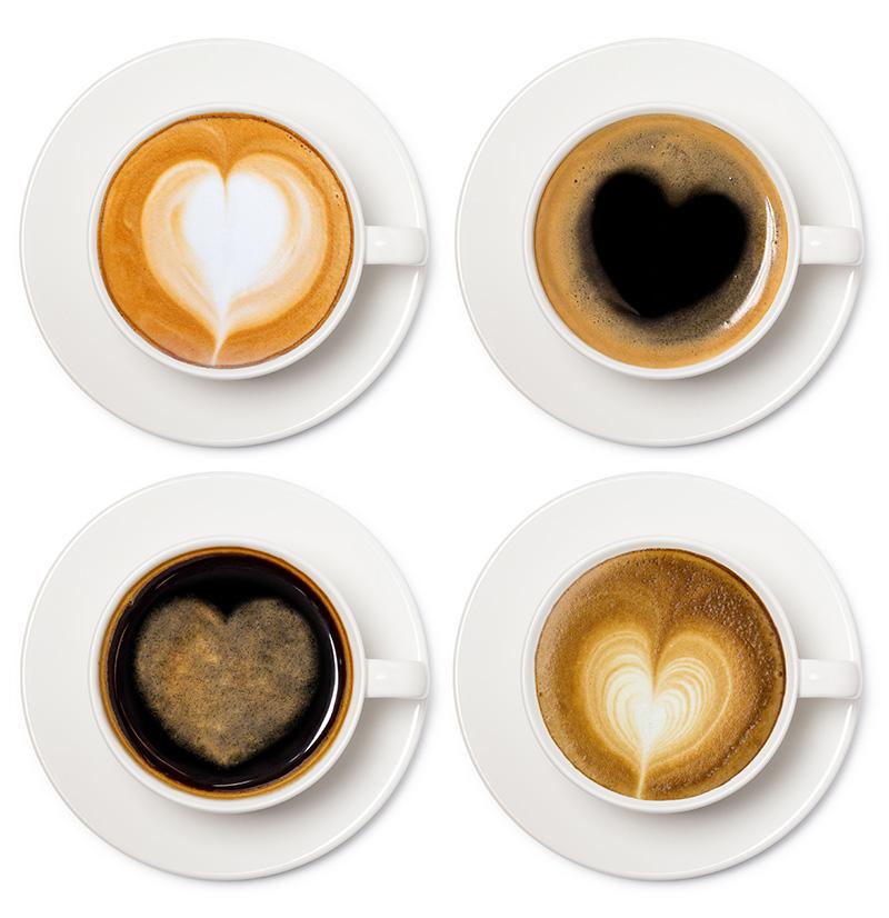 Sweets coffee