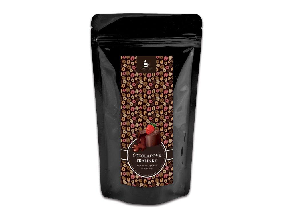 sweetscoffee čokoládové pralinky
