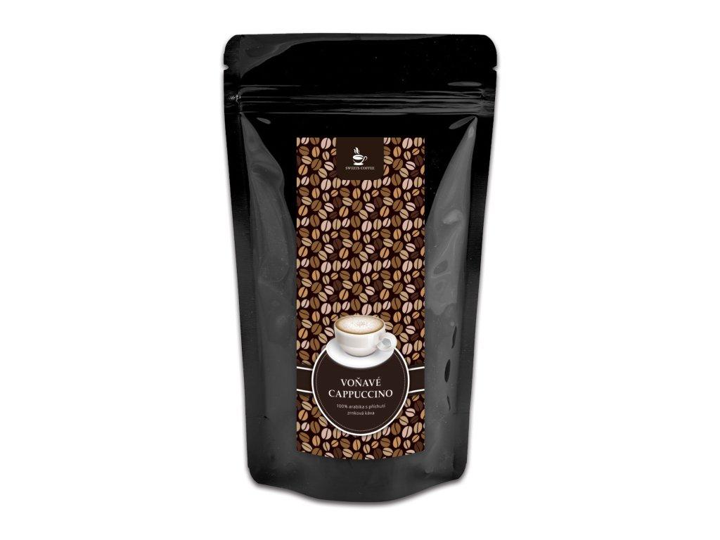 sweetscoffee vonavé cappuccino