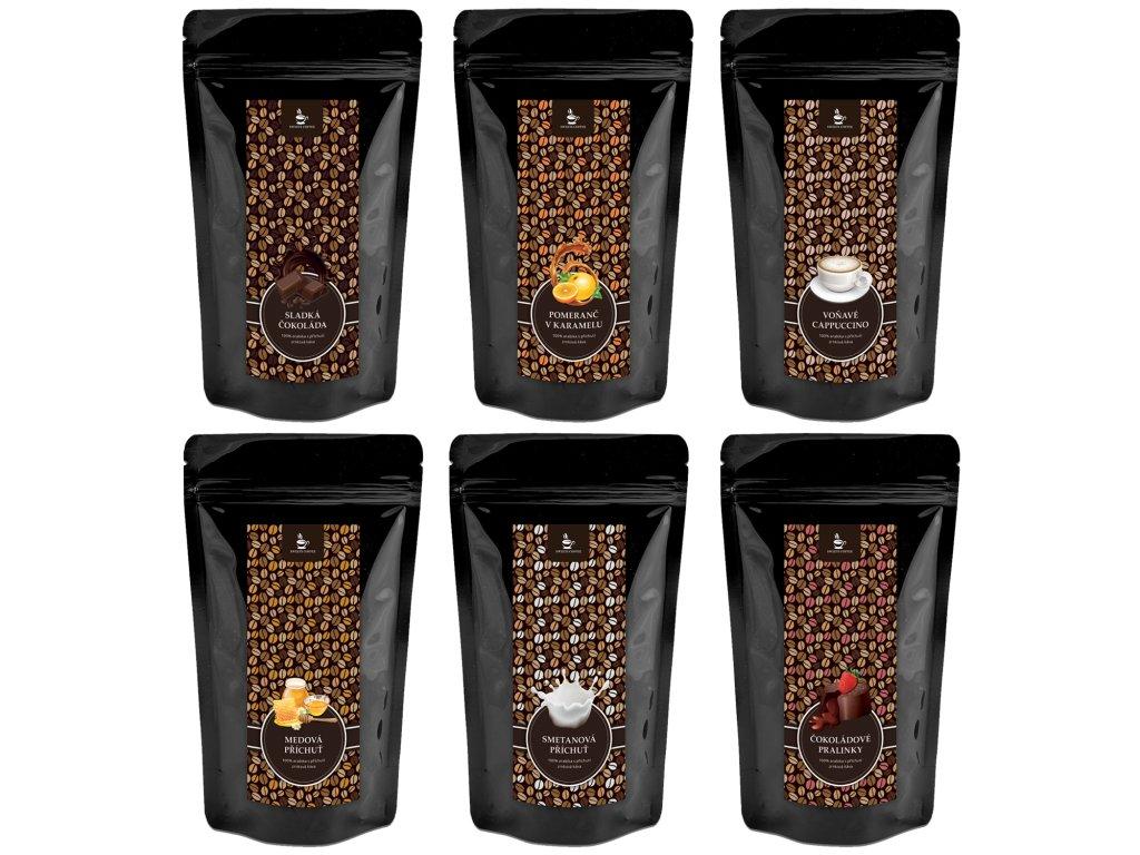 balicek kav po 6 varianta 3