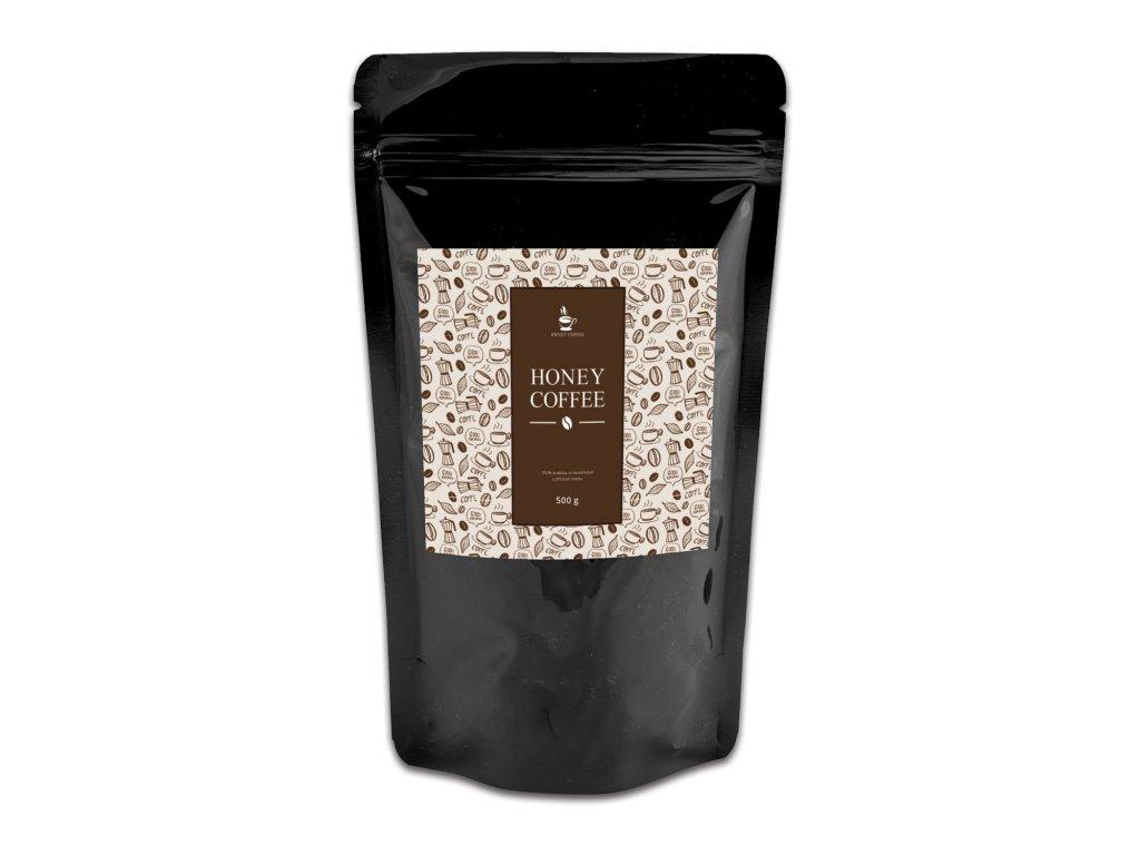 produktový fotky káva honey coffee 1