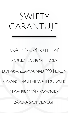 swifty garantuje