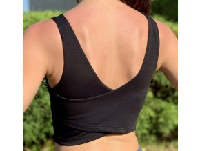 Motion Bra Black