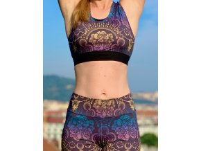 Mandala Yoga Set - LIMITED EDITION