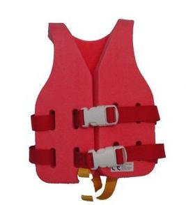 Plavecké vesty pro batolata