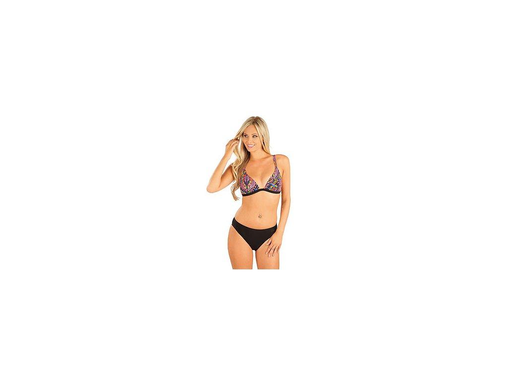 Litex 57417 plavky dámské kalhotky středně vysoké