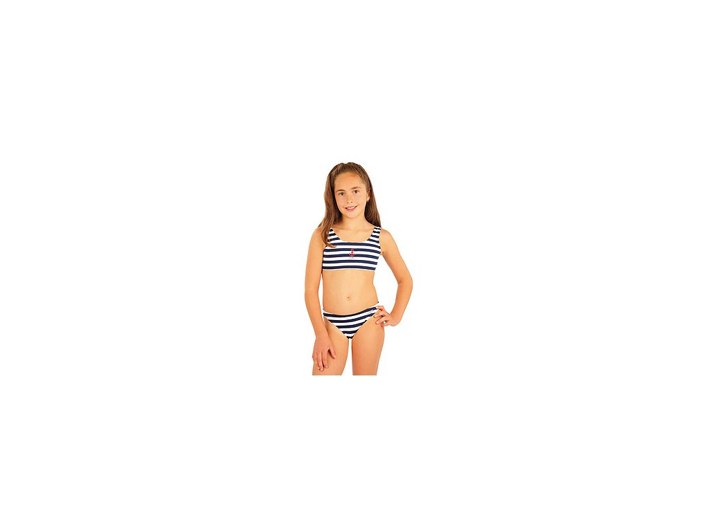 Litex 57535 plavky dívčí top