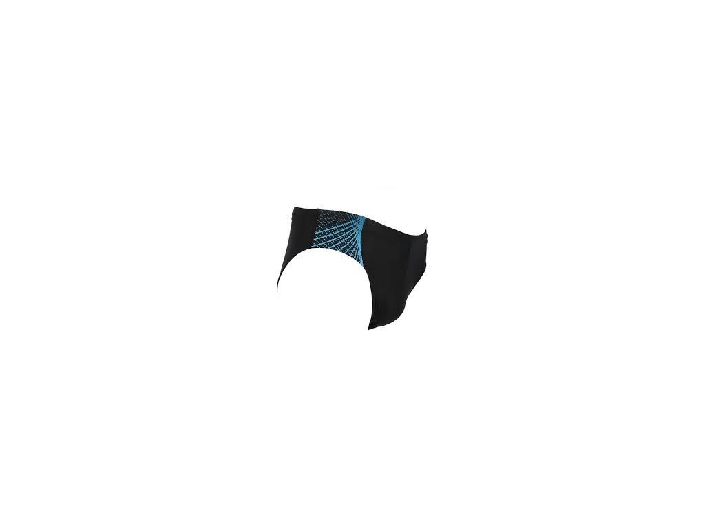 Speedo Tech Panel 7cm Brief Plavky pánské slip