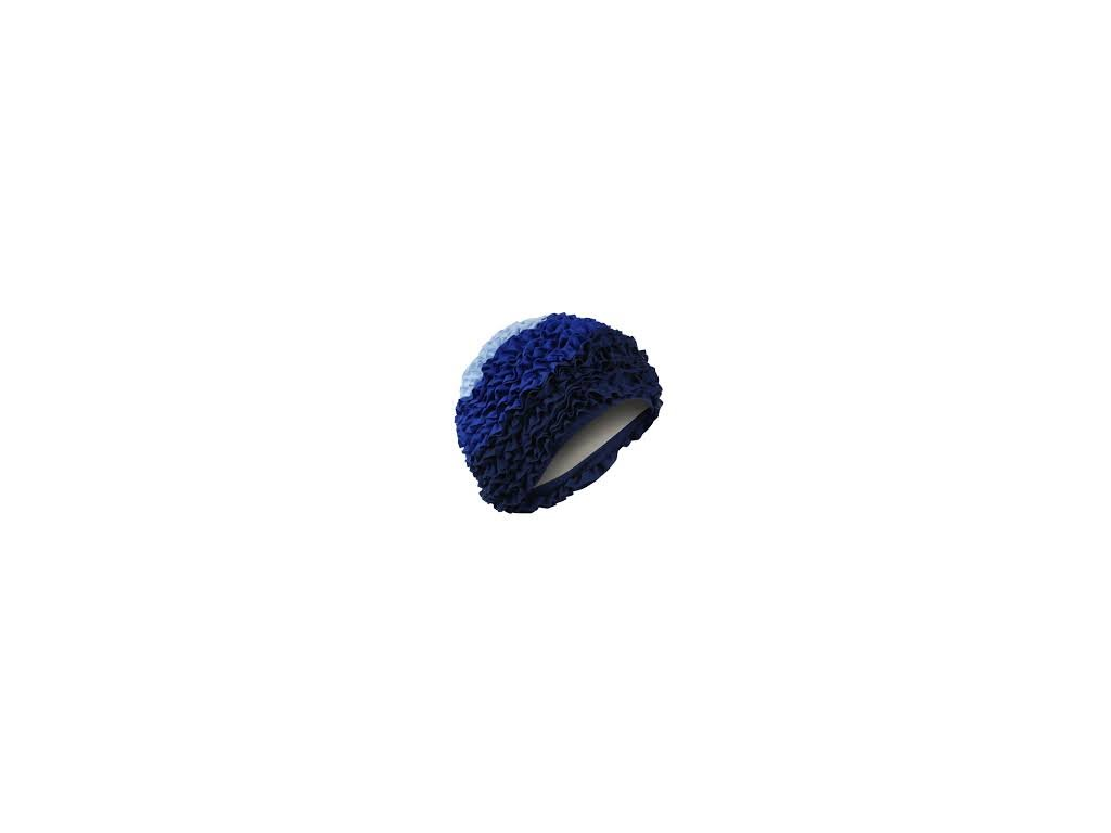 Fashy koupací čepice s volánky