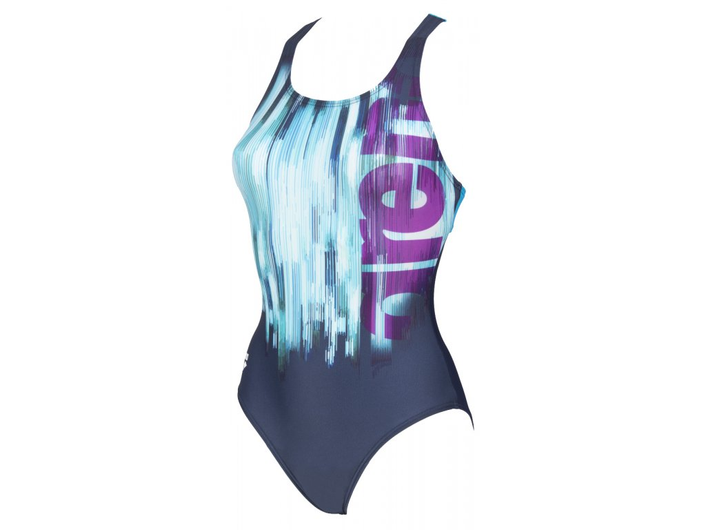 003528 780 W DRAWING SWIM PRO BACK ONE PIECE 001 FL S