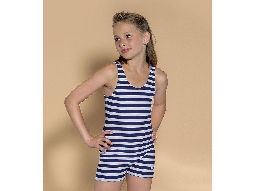 Dívčí plavky Retro