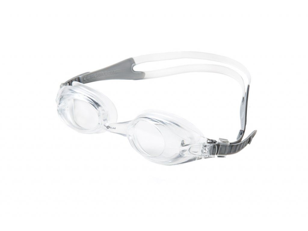 Plavecké brýle El Mina čirá