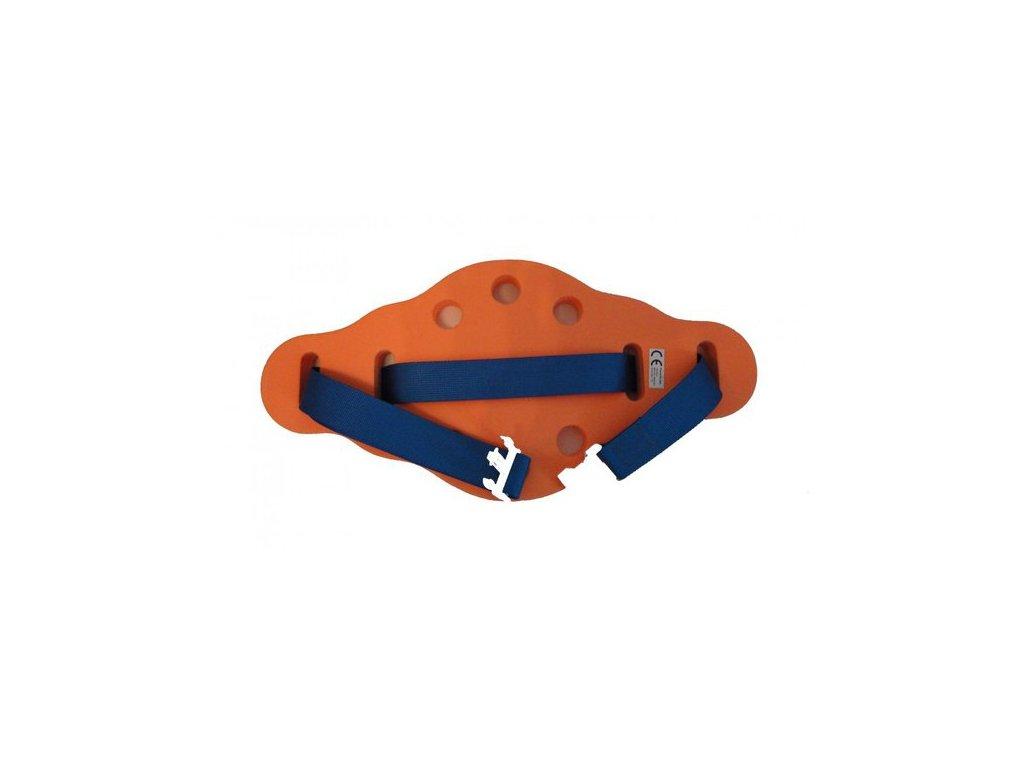Dena plavecký pás beruška oranžová