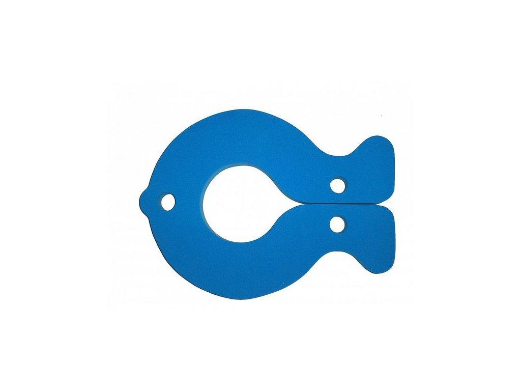 Dena plovák ryba modrá