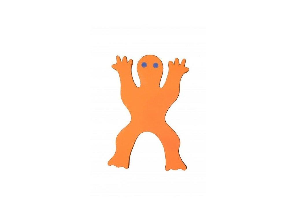 Dena Plovák žába oranžová