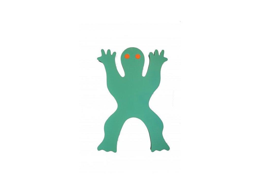 Dena Plovák žába zelená